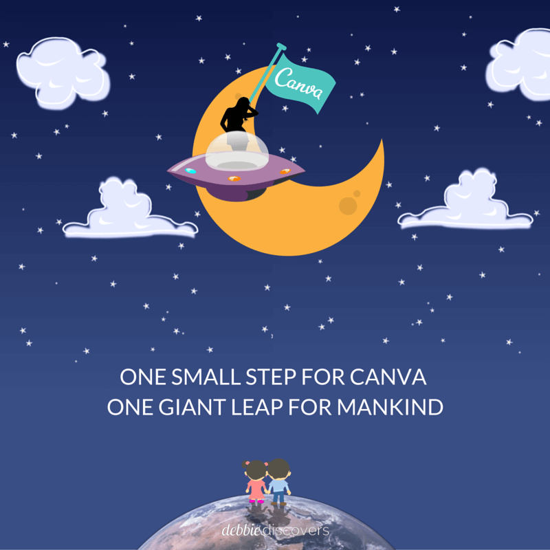 One Small Step for Canva, One Giant Leap for Mankind