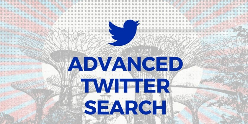 Using Advanced Twitter Search Operators