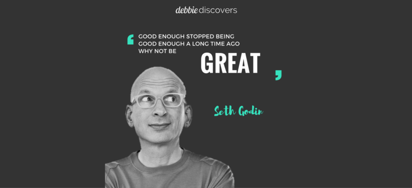 12 Awesome Seth Godin Quotes that Inspire