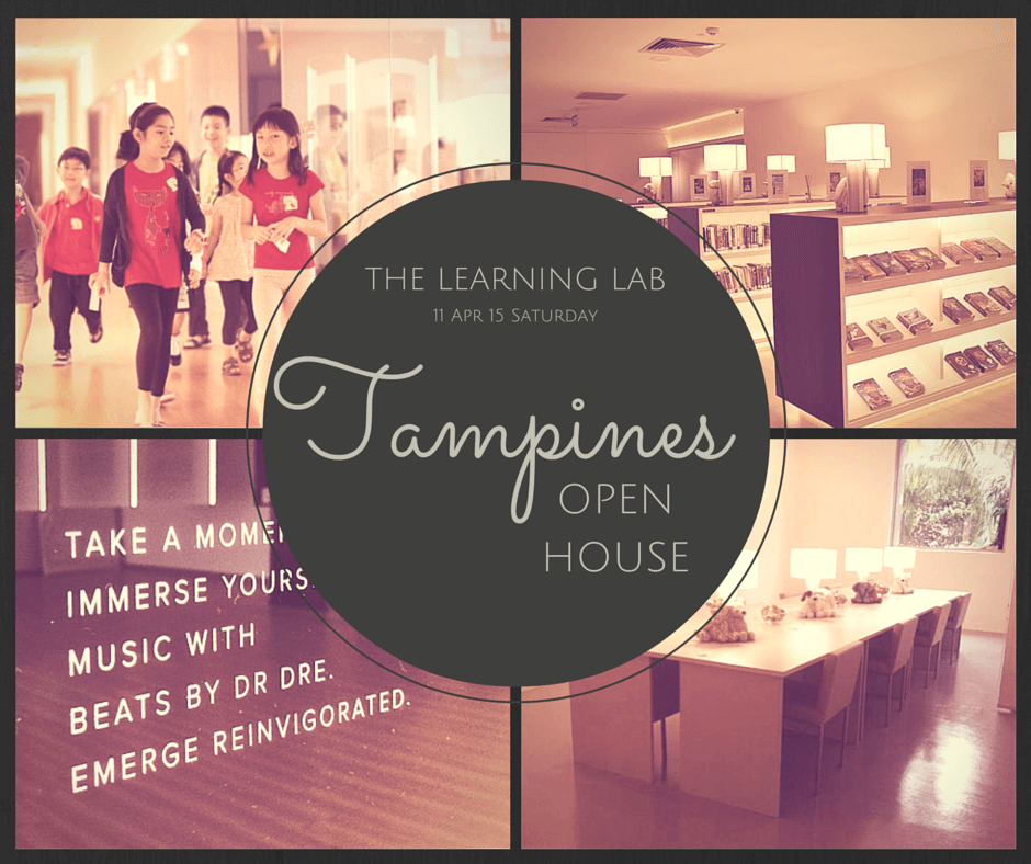 Canva Layout Practice - Tampines Open House 4